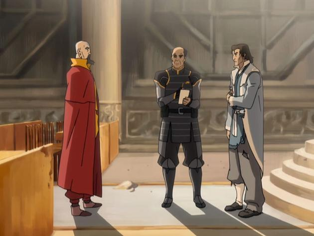 "Legend of Korra: ""Out of the Past: Find the Avatar"""