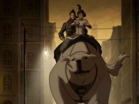 """Legend of Korra: """"The Revelation: Saving Bolin"""""""