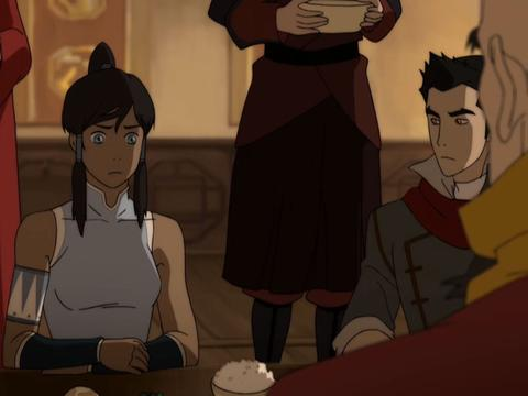 "Legend of Korra: ""Turning the Tides: Amon's End Game"""