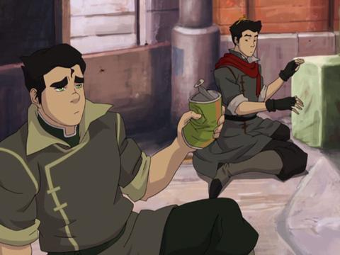 "Legend of Korra: The Earth Queen: ""Keep the Change"""