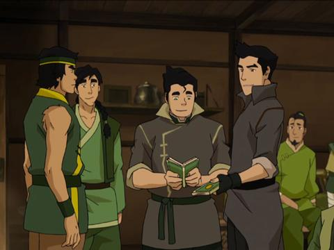 "Legend of Korra: In Harm's Way: ""Farewell Family"""