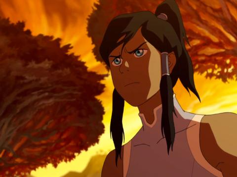 "Legend of Korra: The Stakeout: ""A Whole New World"""