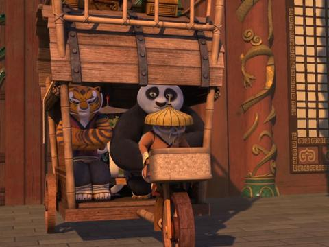 "Kung Fu Panda: ""The Secret Musuem of Kung Fu: Good Driver"""