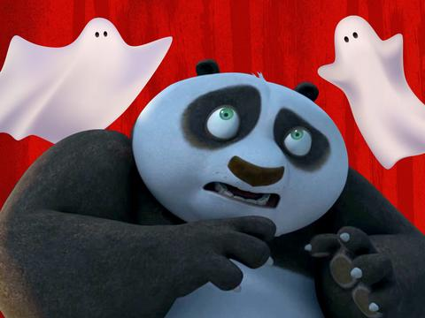 Po Knows Ghosts