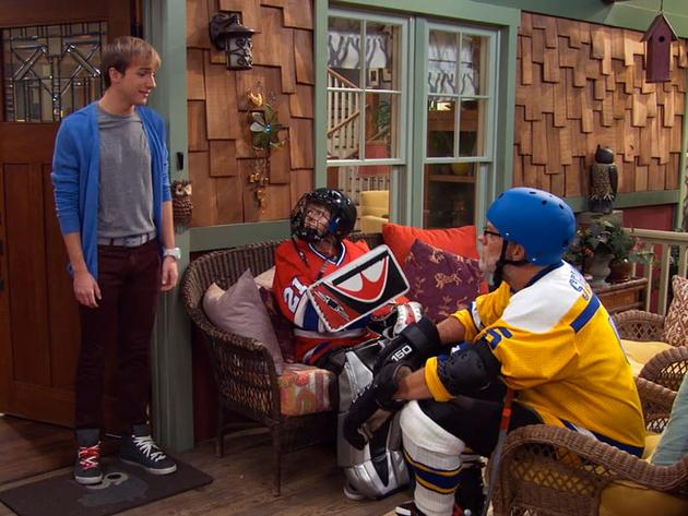 "Marvin Marvin: ""Calm Palm: Hockey Lockdown"""