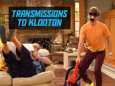 "Marvin Marvin: ""Transmission to Klooton: Chores"""