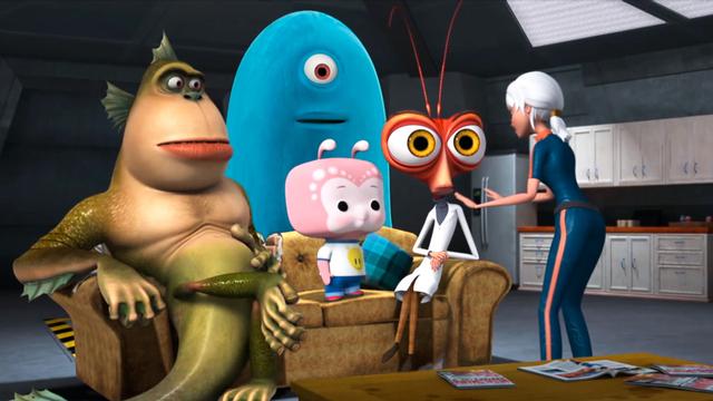 watch monsters vs aliens movie free
