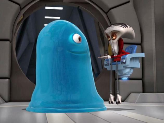"""Monsters vs. Aliens: I Predict Horror: """"Seeing the Future"""""""