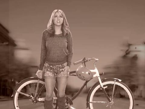 "Daniella's ""Bicycle Hero"""