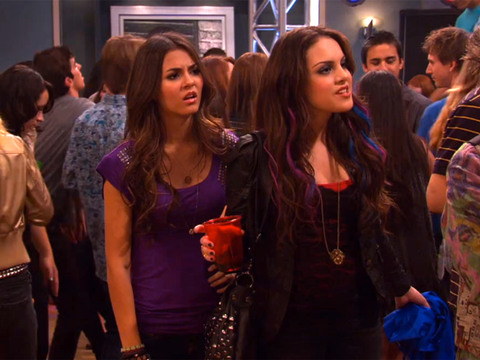 iCarly | S3 | Episodio 12 | Fiesta con Victorious: Parte II