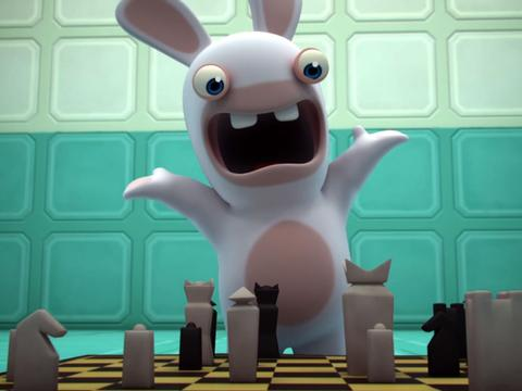 "Rabbids Invasion: Rabbidroid: ""Twelve Billion Dollar Rabbid"""