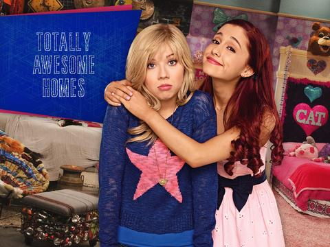 "Sam & Cat: ""Totally Awesome Homes!"""