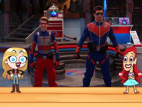 """The Lil' Sam & Cat Show: """"#SuperPowers"""""""