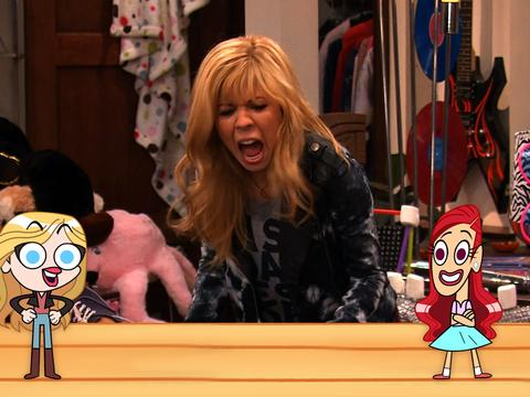 "The Lil' Sam & Cat Show: ""#StepRightUp"""