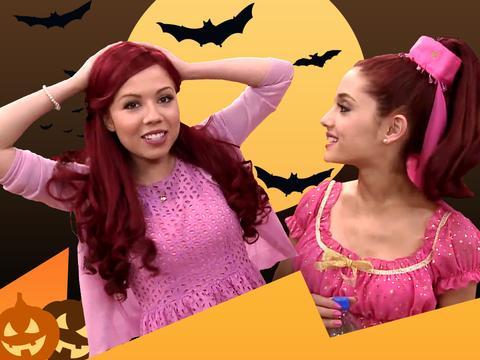 Cat & Cat's Halloween!