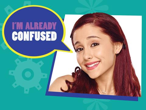 "Sam & Cat: ""Stuff Cat Says"""