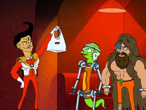 SANJAY & CRAIG | S3 | Episódio 305 | Heróis do Espaço E Pirados e Bochechas