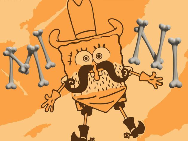 "SpongeBob SquarePants: ""Tips On Looking Tough In The Wild West"""