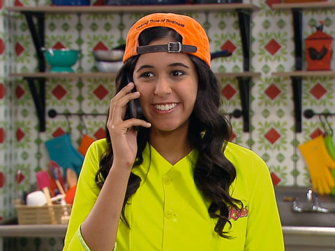 TALIA IN THE KITCHEN | S2 | Episodio 15 | El reto