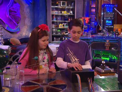 "The Thundermans: Adventures in Supersitting: ""Max's Evil Lair"""