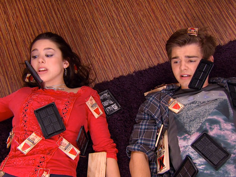 THE THUNDERMANS | S2 | Episodio 14 | La loca carrera de ratas