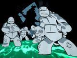 Ţestoasele Ninja - Ascensiunea ţestoaselor: Partea I