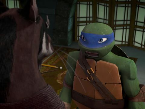 "Teenage Mutant Ninja Turtles: ""Rise of the Turtles Part II: Leadership"""