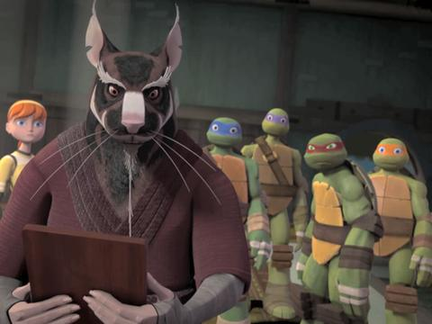 "TMNT: ""I, Monster: Splinter's Mind"""