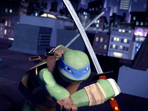 Teenage Mutant Ninja Turtles: Wormquake!