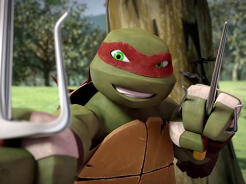 """Teenage Mutant Ninja Turtles: """"In Dreams"""""""