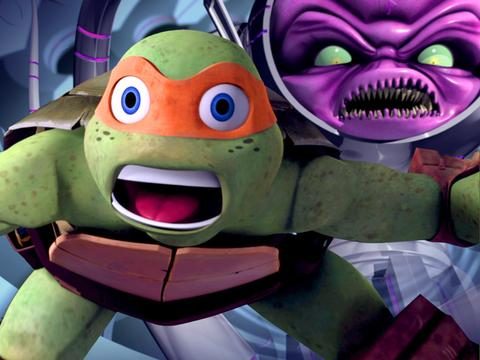 "Teenage Mutant Ninja Turtles: ""Booyaka Showdown Preview"""
