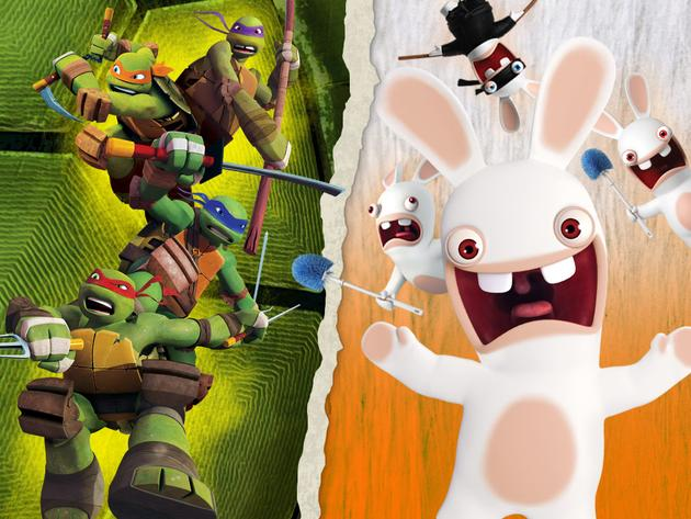 "Teenage Mutant Ninja Turtles: ""Turtles vs. Rabbids"""