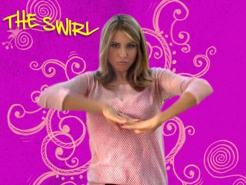 Daniella's Favorite Dance Move!
