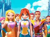 "Winx Club: ""Magic Adventure: Carriage of Steel"""