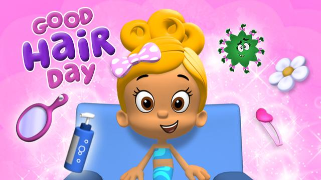 Bubble guppies good hair day free games for kids nick games