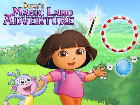 Dora's Magic Land Adventure