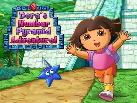 Даша и Пирамида цифр (Даша-путешественница (0+))