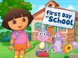 Первый школьный день (Даша-путешественница)