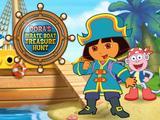 Dora's Pirate Boat Treasure Hunt (Даша - путешественница (0+))