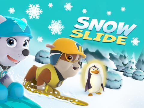 Снежный спуск (Щенячий патруль (0+))