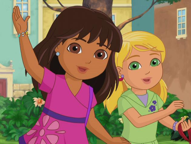 Dora and Friends: Hola Hola Hola Song