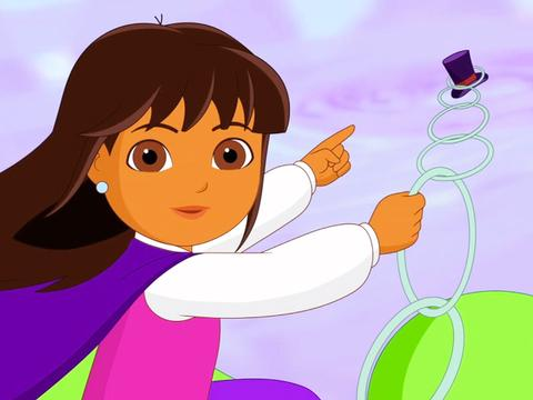 Dora and Friends: Get That Magic Hat!