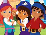 Dora and Friends: into the City: Be a Pirate!