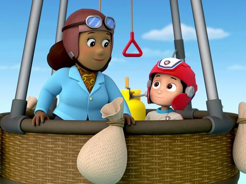 PAW Patrol: A High Flying Goodway