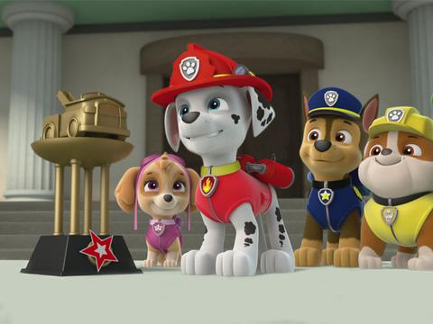 Paw Patrol: The Greatest Fire-Pup