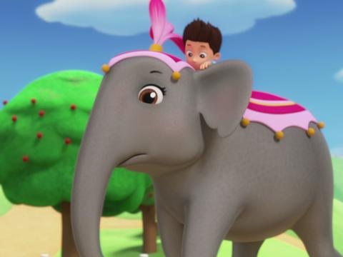 PAW Patrol: Eunice on the Loose