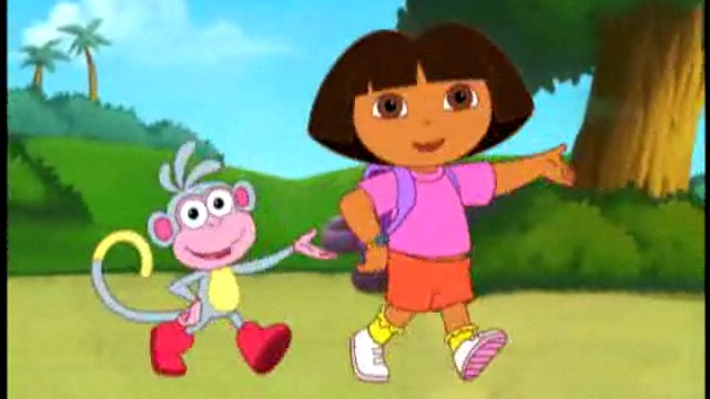 Dora The Explorer Robot Walk Pictures to Pin on Pinterest ...