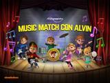 Music Match con Alvin