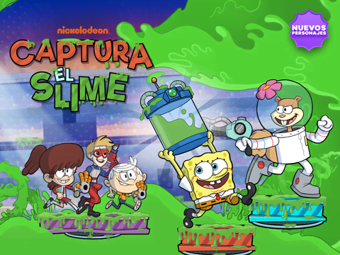 Nickelodeon: Captura la Baba