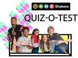 Game Shakers : quiz-o-test